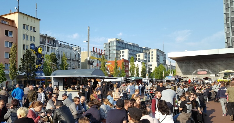 Food Truck Festival Hamburg 2017