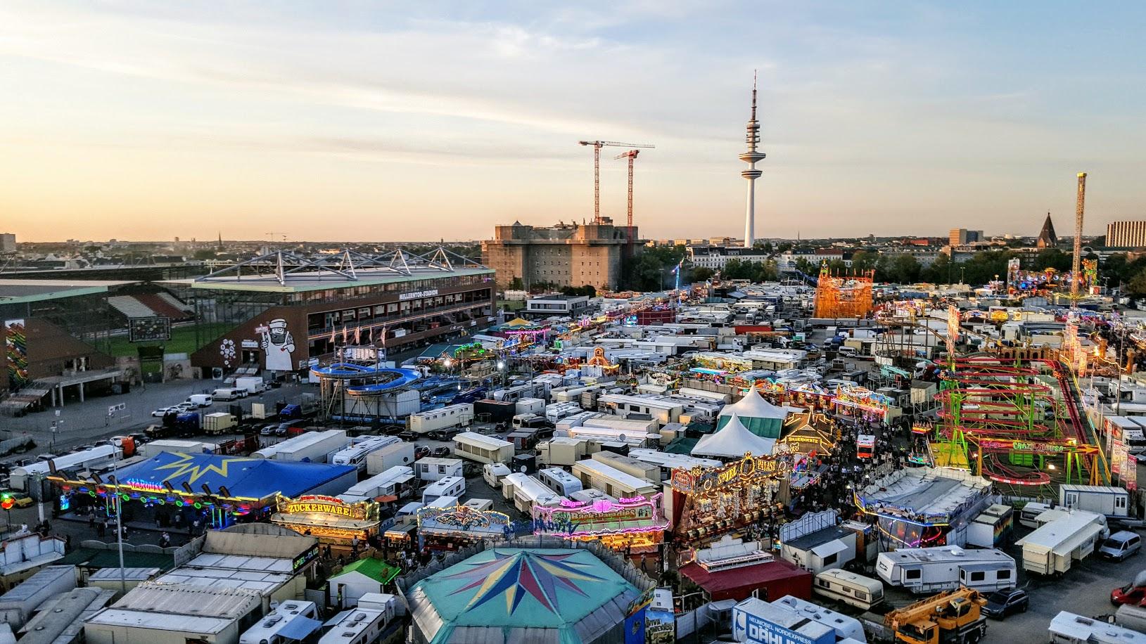 Großveranstaltungen Hamburg