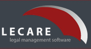 LECARE legal management software Hamburg