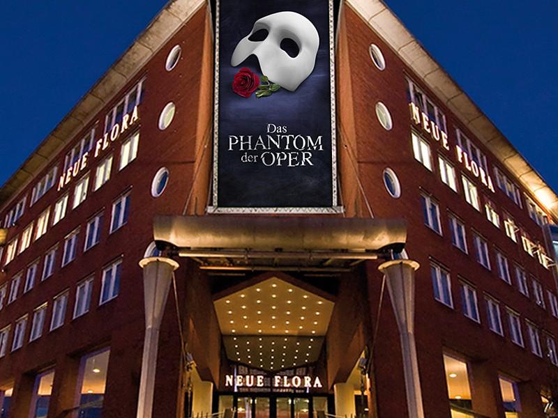 Das Phantom Der Oper Ab Dezember 2013 Wieder Im Theater Neue Flora