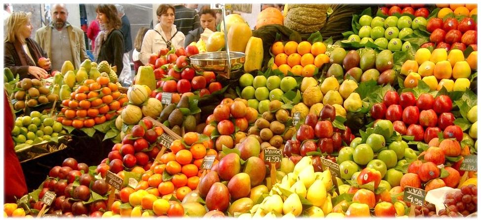 Märkte in Hamburg - frisches Obst und Gemüse in der ...