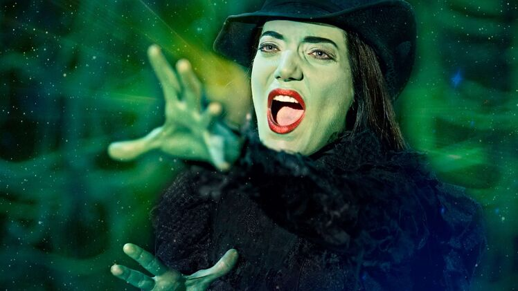 Wicked - Das Musical in Hamburg. Foto: Stage Entertainment GmbH
