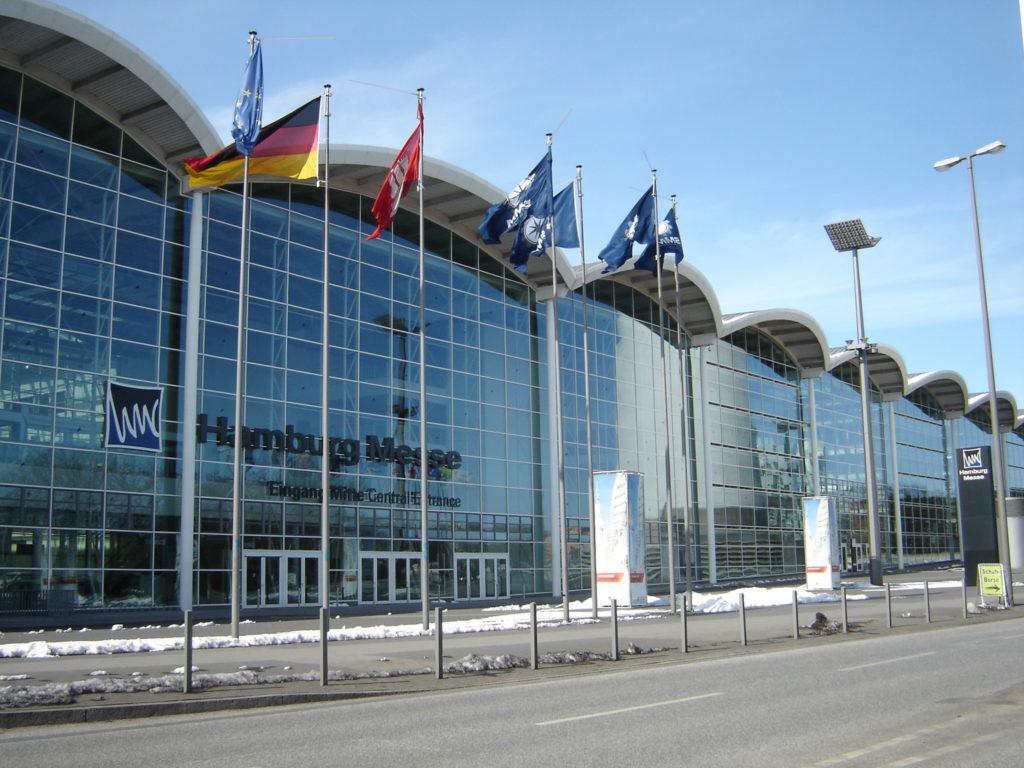 Hamburg Messe, Foto: HamburgPortal